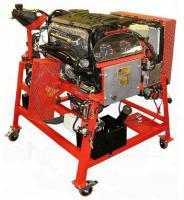 Educational turbo-diesel engine with common rail injection