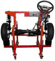 The steering and suspension systems training stand E-ST002