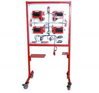 Central locking training stand E-CD001