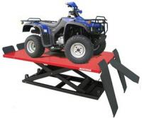 Pneumo-hydraulic lift WML600Q for ATVs