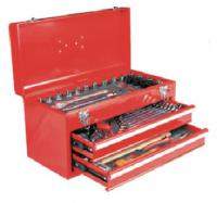 Tool (51pcs.) set for wheel alignment AMD 6683 with a toolbox