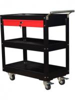 Tool cart PL-C310 with three shelves and a drawer