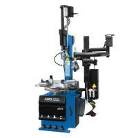Tire changer AMD-256T with low-profile tire tool and special clamping